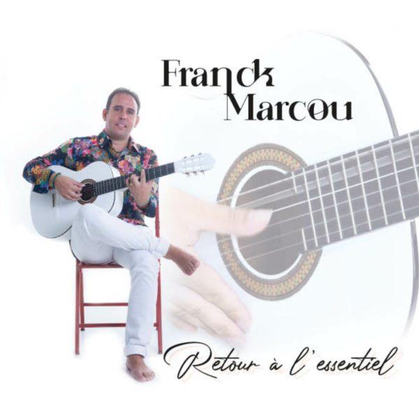 Franck Marcou retour à l'essentiel